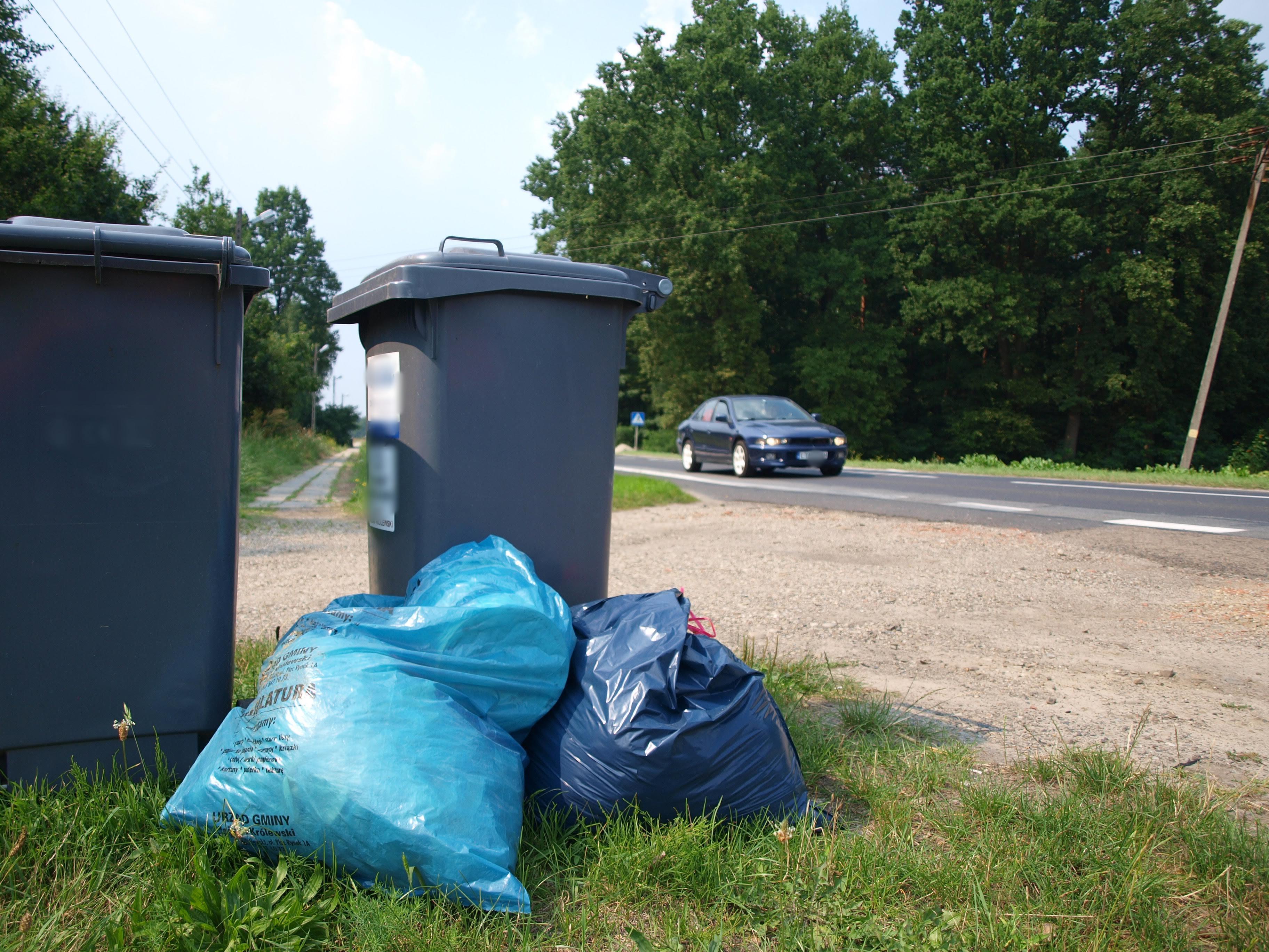 Gmina Dzikowiec. Szokujące podwyżki cen za śmieci. Miesięcznie nawet ponad 200 zł  - Zdjęcie główne