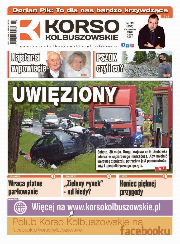 Korso Kolbuszowskie - nr 23/2020 - Zdjęcie główne