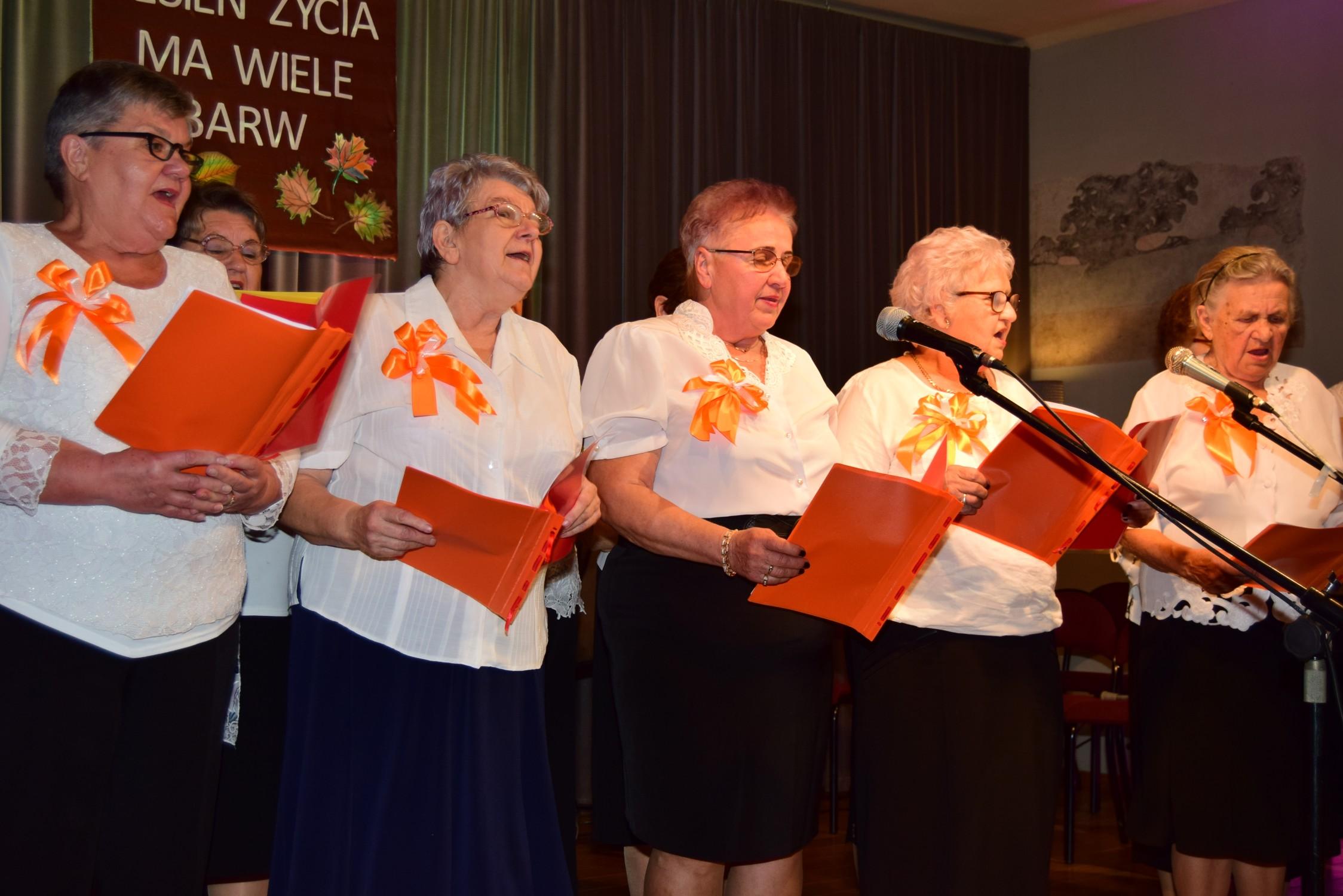 Wigor 18 października świętował Dzień Seniora w Niwiskach [GALERIA ZDJĘĆ]   - Zdjęcie główne