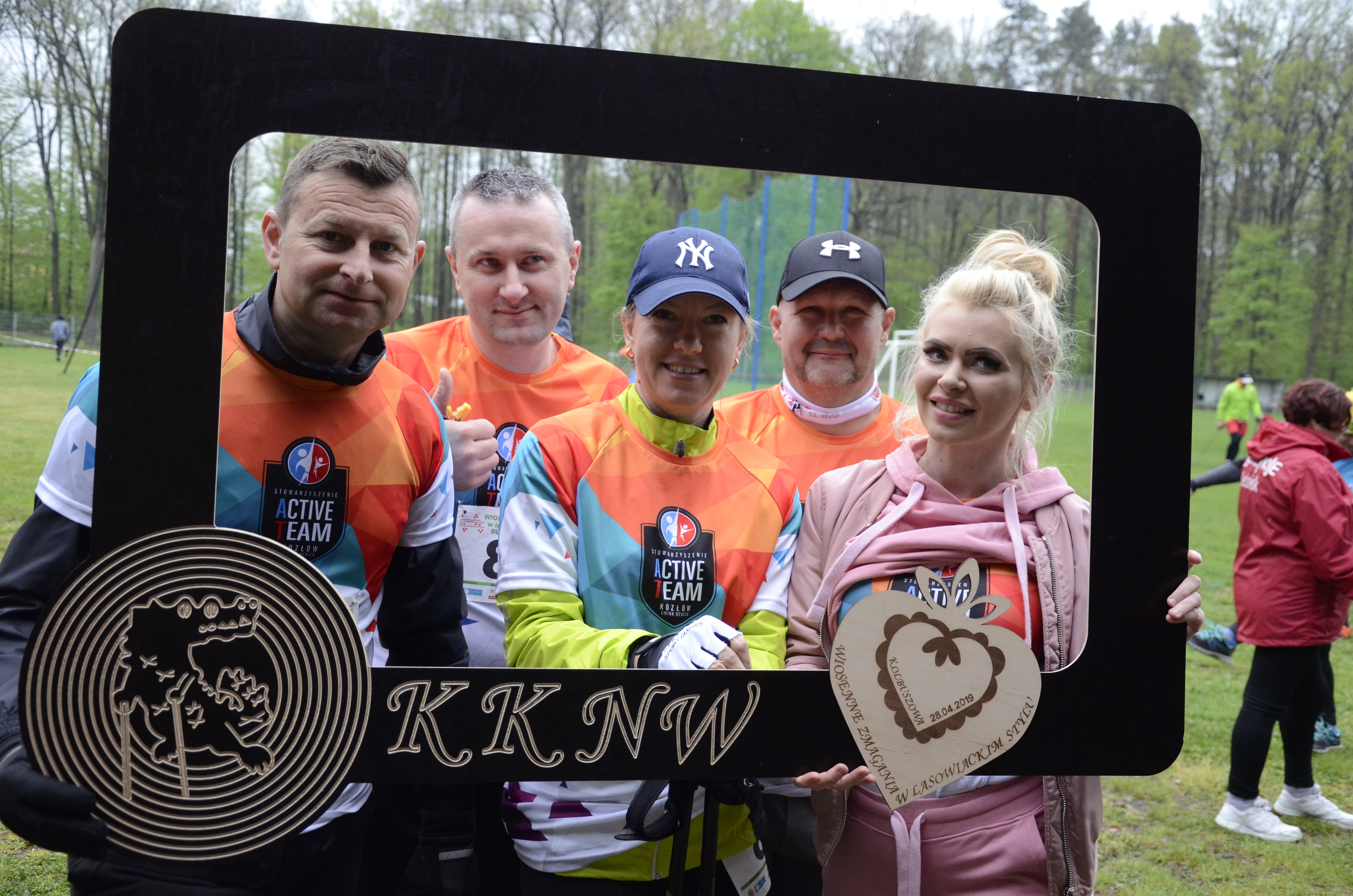 Zawody nordic walking, które odbyły się w Weryni, przyciągnęły mnóstwo amatorów i zawodowców tej dyscypliny [ZDJĘCIA] - Zdjęcie główne