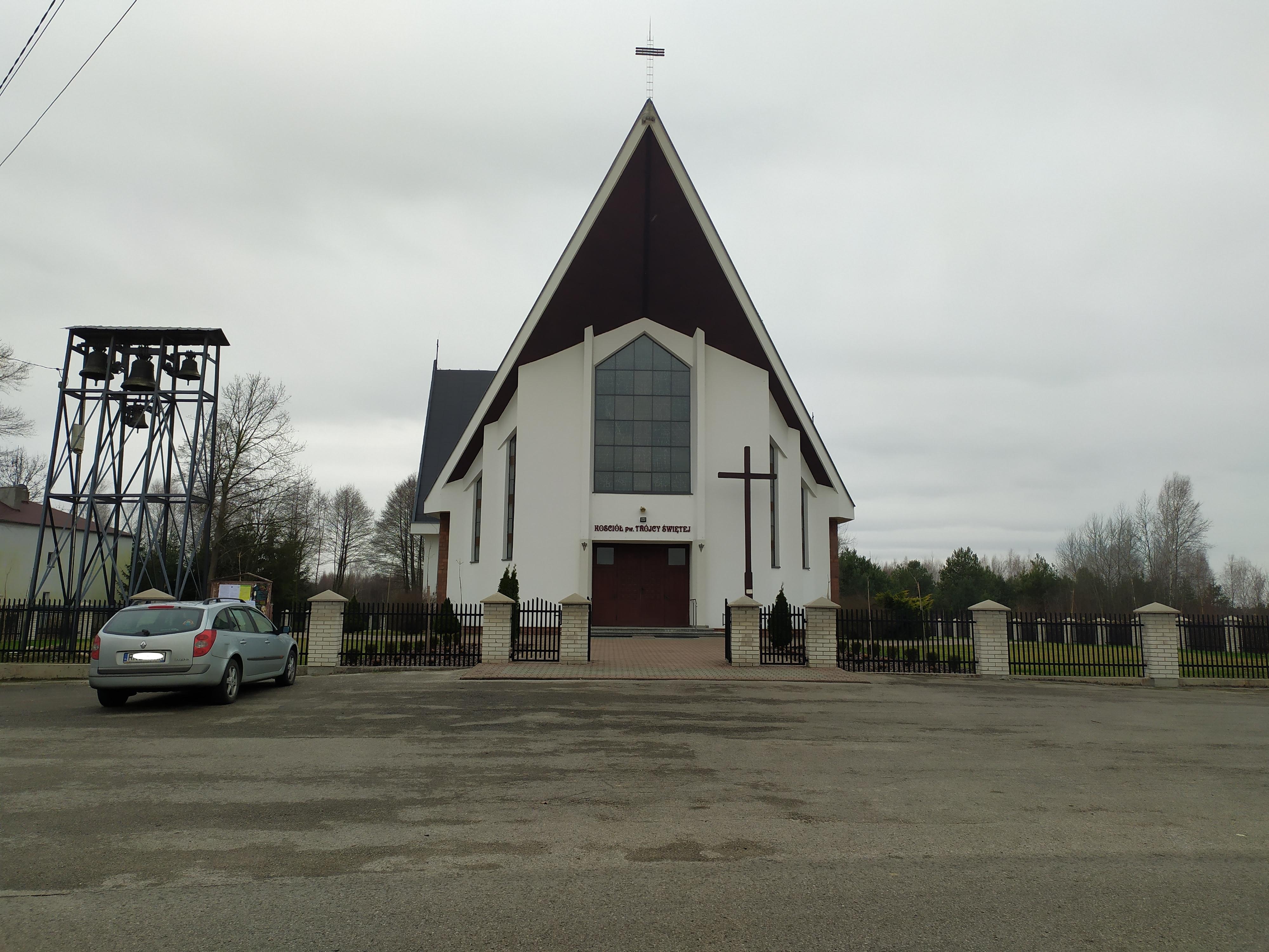 Nowe ogrodzenie kościoła w Mechowcu. Inwestycja kosztowała prawie 40 tysięcy złotych - Zdjęcie główne