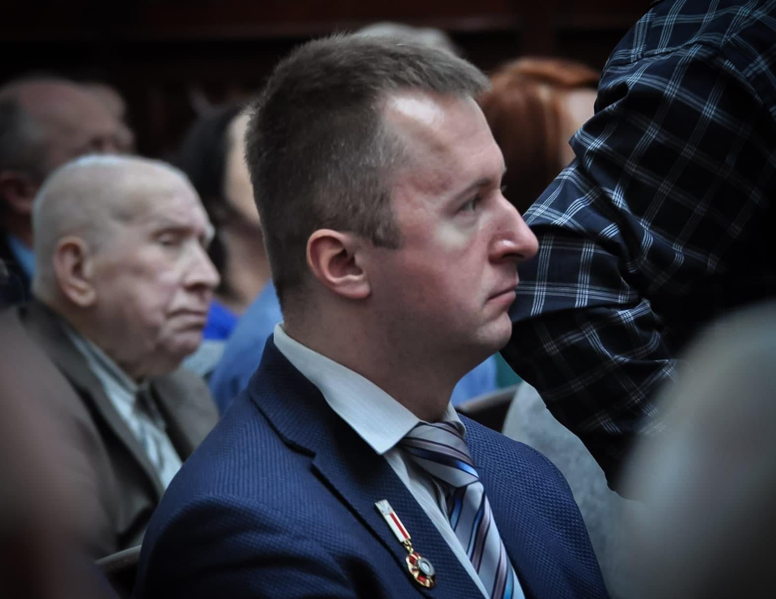 Z REGIONU. Piotr Durak z honorowym odznaczeniem państwowym - Zdjęcie główne