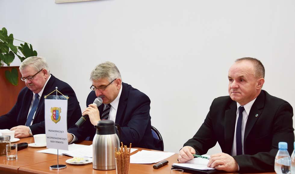 Marek Kuna został nowym wiceprzewodniczącym Rady Powiatu Kolbuszowskiego. Radny z Kolbuszowej zajął miejsce Grzegorza Romaniuka - Zdjęcie główne