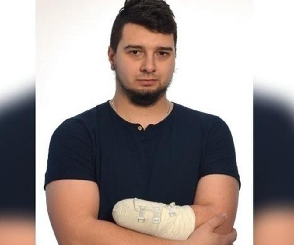 Z regionu: 24-latek w wypadku stracił rękę. Zbiórka trwa - Zdjęcie główne