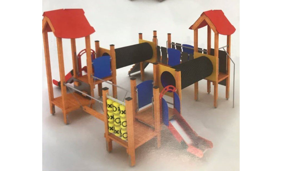 Tutaj powstanie plac zabaw za 35 tys. zł - Zdjęcie główne