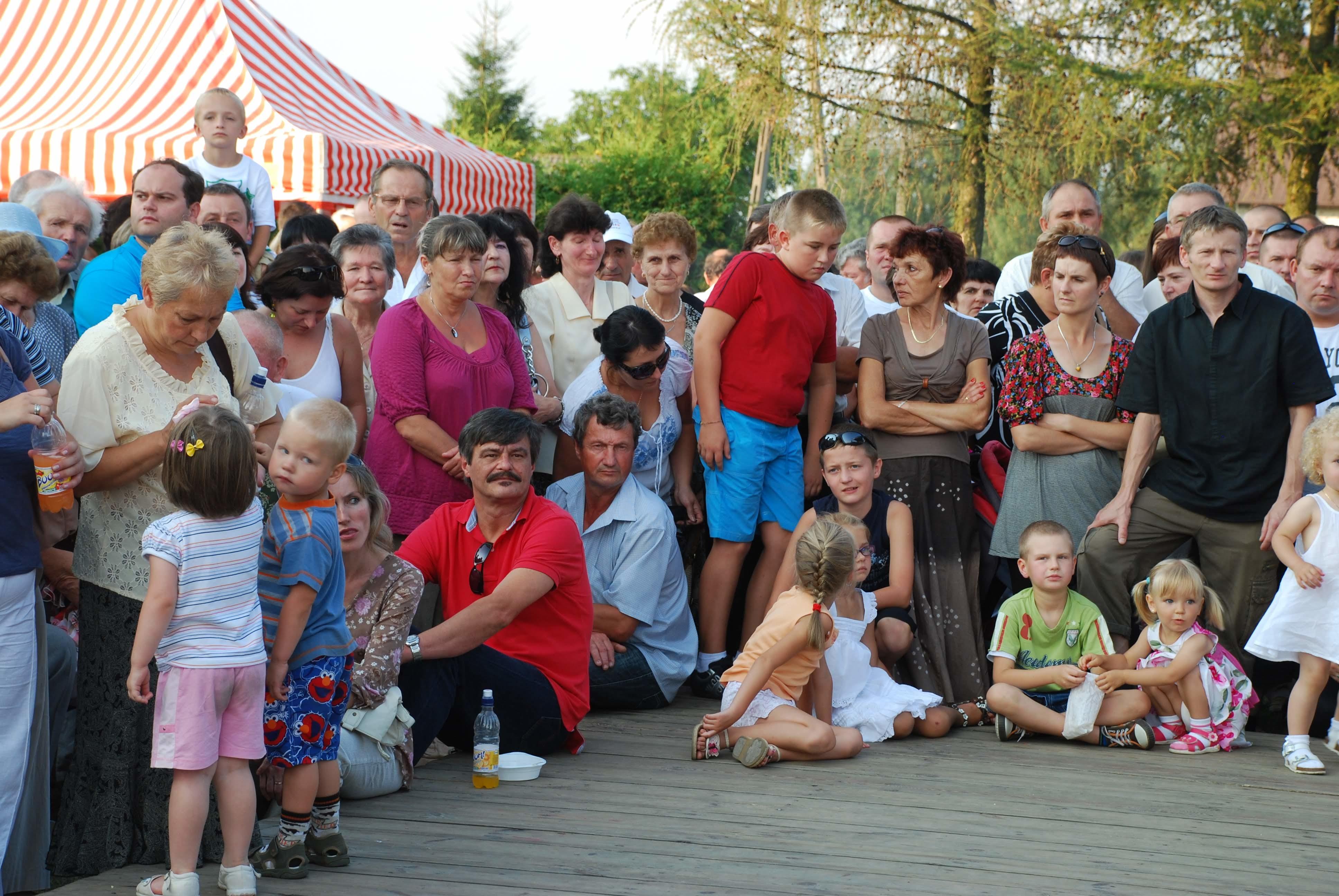 DEKADĘ TEMU. Tłumy na Albertynkach w Kolbuszowej [FOTO] - Zdjęcie główne