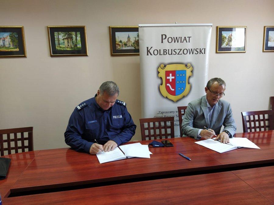 W LO w Kolbuszowej szkolą się nowi policjanci  - Zdjęcie główne