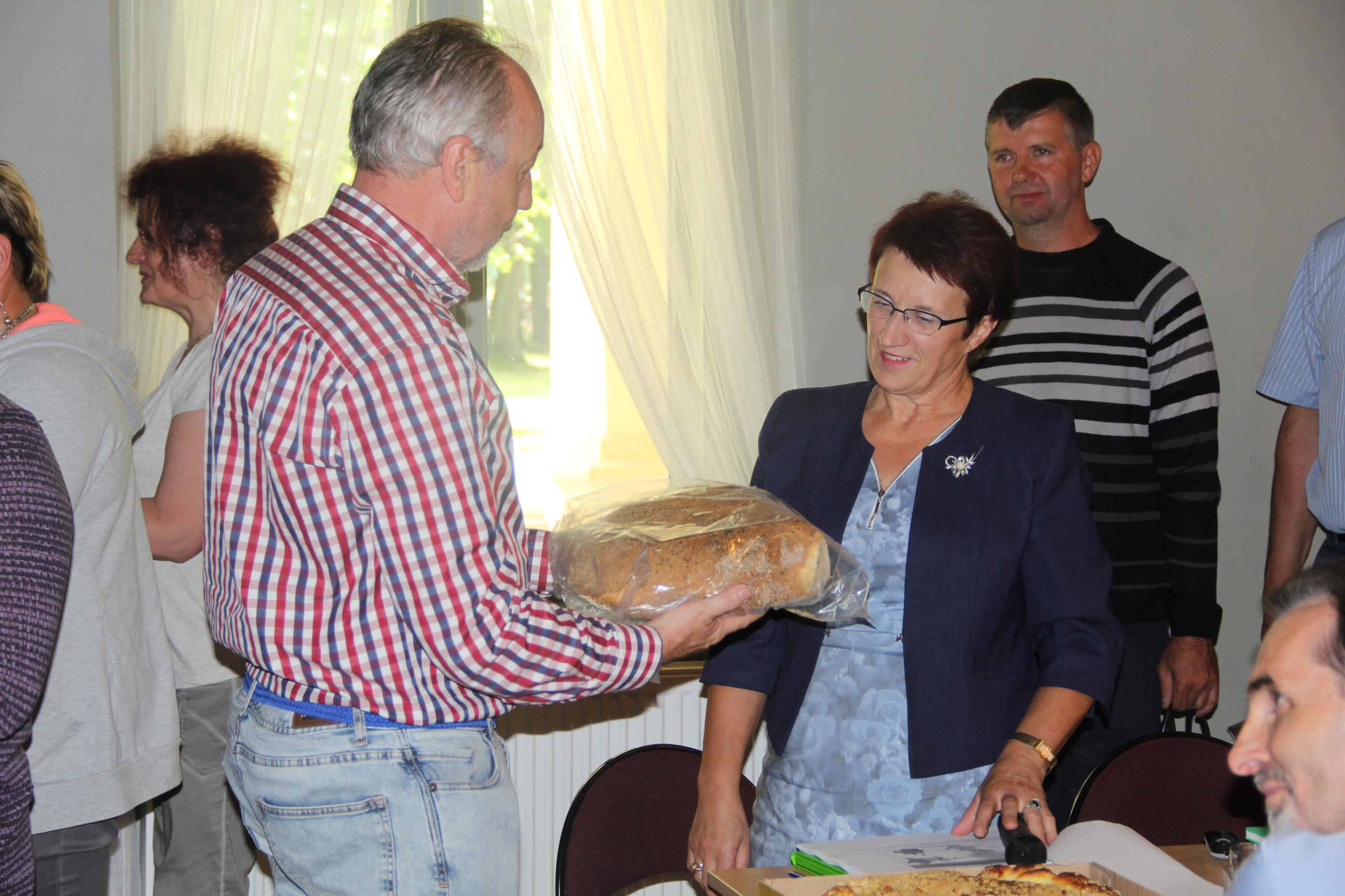 Gmina Niwiska. Delegacja z gminy Raciechowice odwiedziała swojego partnera - Zdjęcie główne