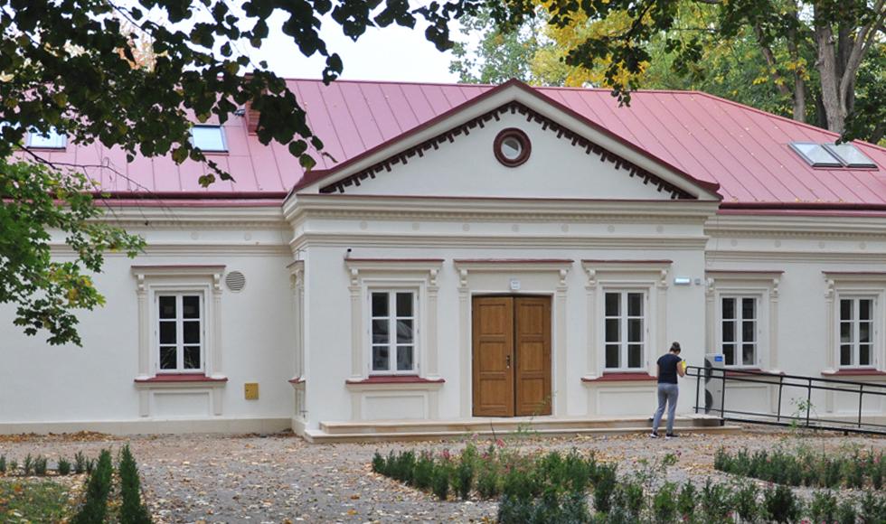 Dworek Błotnickich w Dzikowcu już po gruntownej przebudowie | ZDJĘCIA | - Zdjęcie główne
