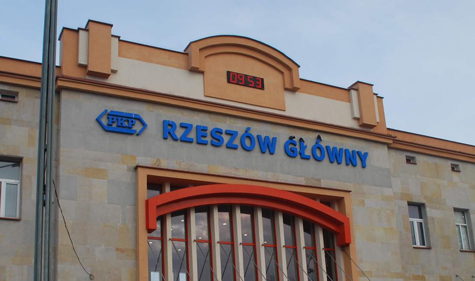 Na stacji Rzeszów Główny rozpoczyna się przebudowa peronów - Zdjęcie główne