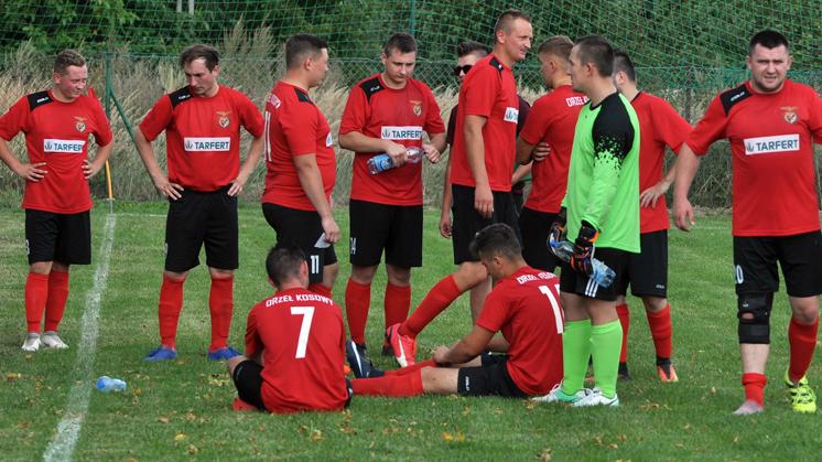 Orzeł Kosowy szuka nowych zawodników i zrzuca kilogramy - Zdjęcie główne