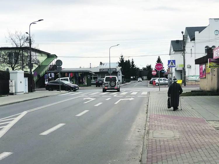 KOLBUSZOWA. Właściciel kategorycznie nie zgadza się na przebudowę skrzyżowania - Zdjęcie główne