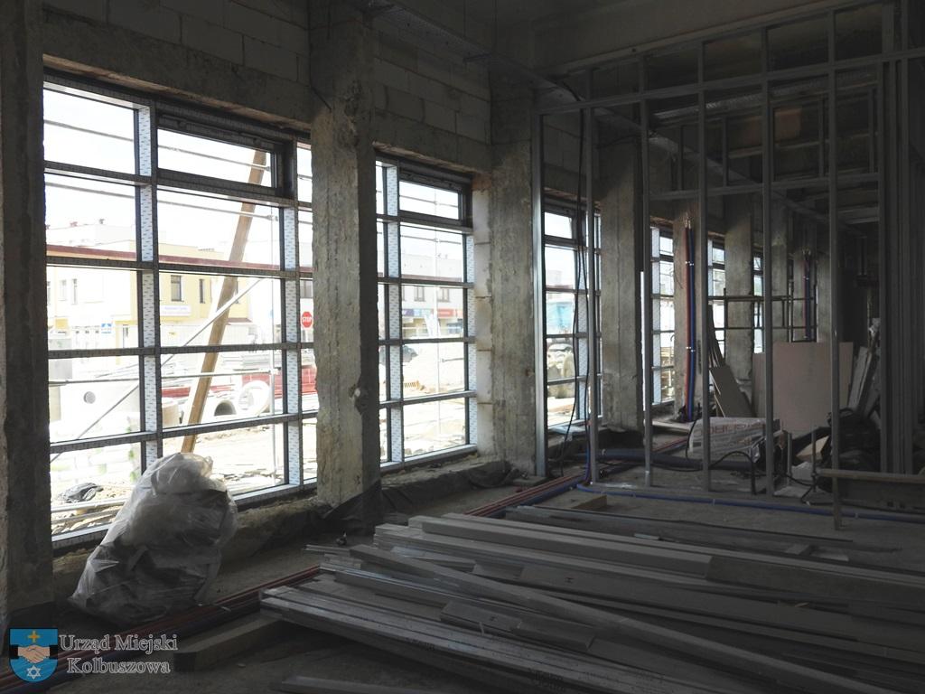 Trwa przebudowa dworca w Kolbuszowej [ZDJĘCIA] - Zdjęcie główne