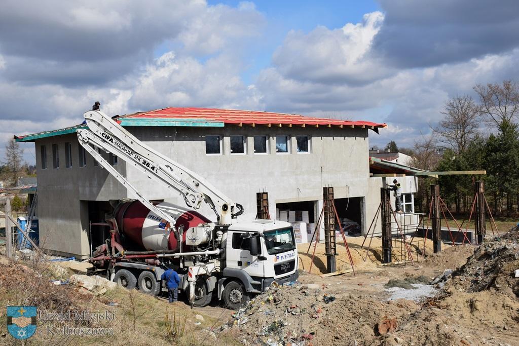 Dom seniora w Kolbuszowej. Trwa budowa [ZDJĘCIA] - Zdjęcie główne