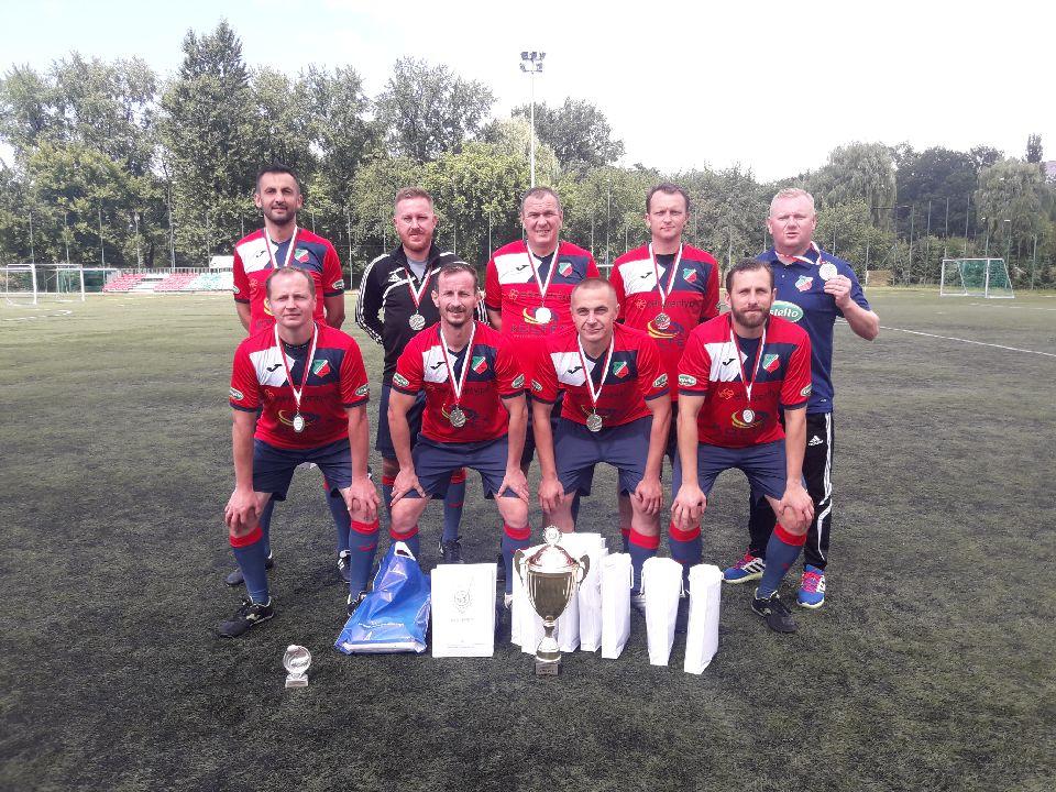 Piłkarze Kolbuszowianki zajęli drugie miejsce na mistrzostwach Polski rozegranych w Sosnowcu  - Zdjęcie główne