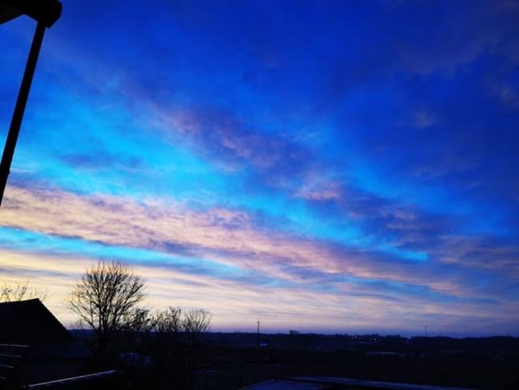 Czytelniczka podsyła piękne zdjęcia nieba  - Zdjęcie główne