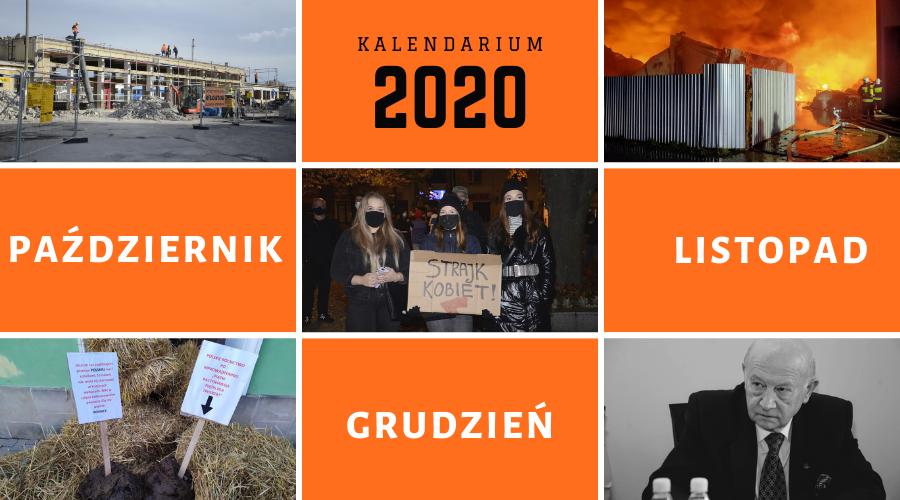 Kalendarium 2020 - wydarzenia w powiecie kolbuszowskim [CZĘŚĆ IV] - Zdjęcie główne