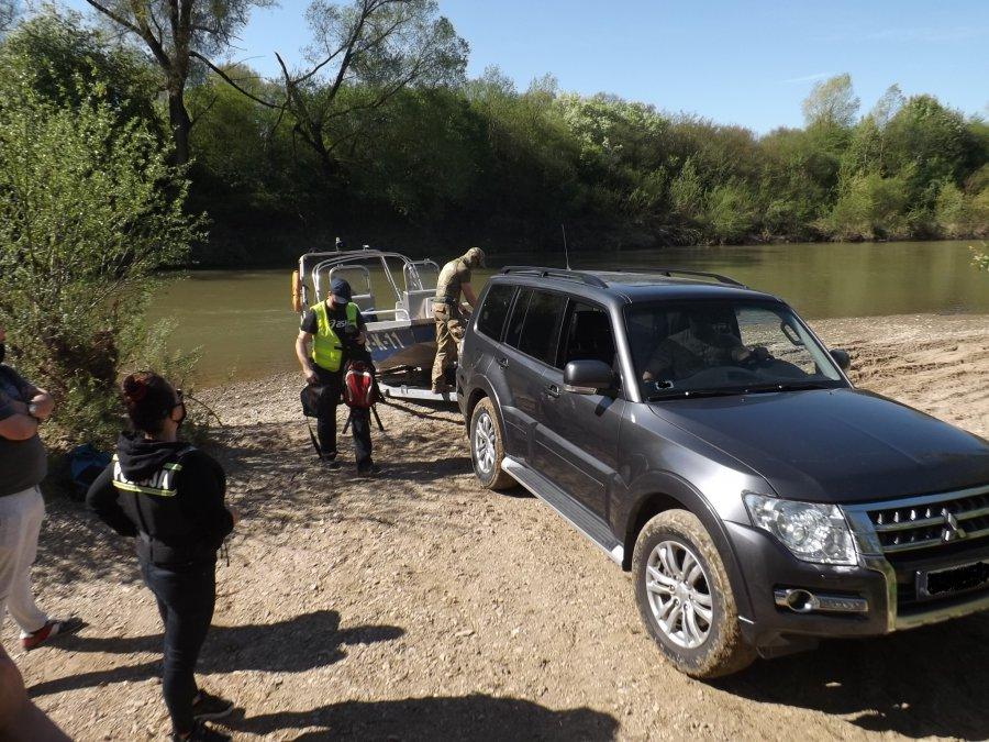 Podkarpacie: Ludzkie zwłoki wyłowione z rzeki. Czy to zaginiony? - Zdjęcie główne