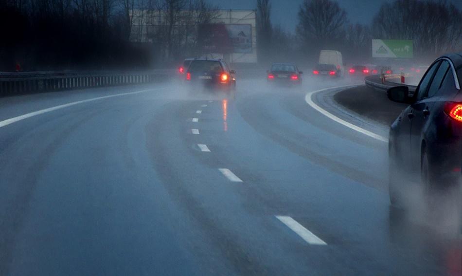 Uwaga na marznące deszcze! Ostrzeżenie dla powiatu kolbuszowskiego  - Zdjęcie główne