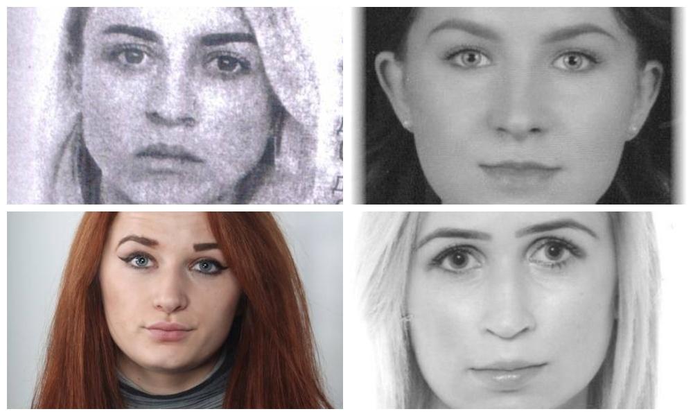 Niebezpieczne i młode! Te kobiety są poszukiwane przez policję!  - Zdjęcie główne
