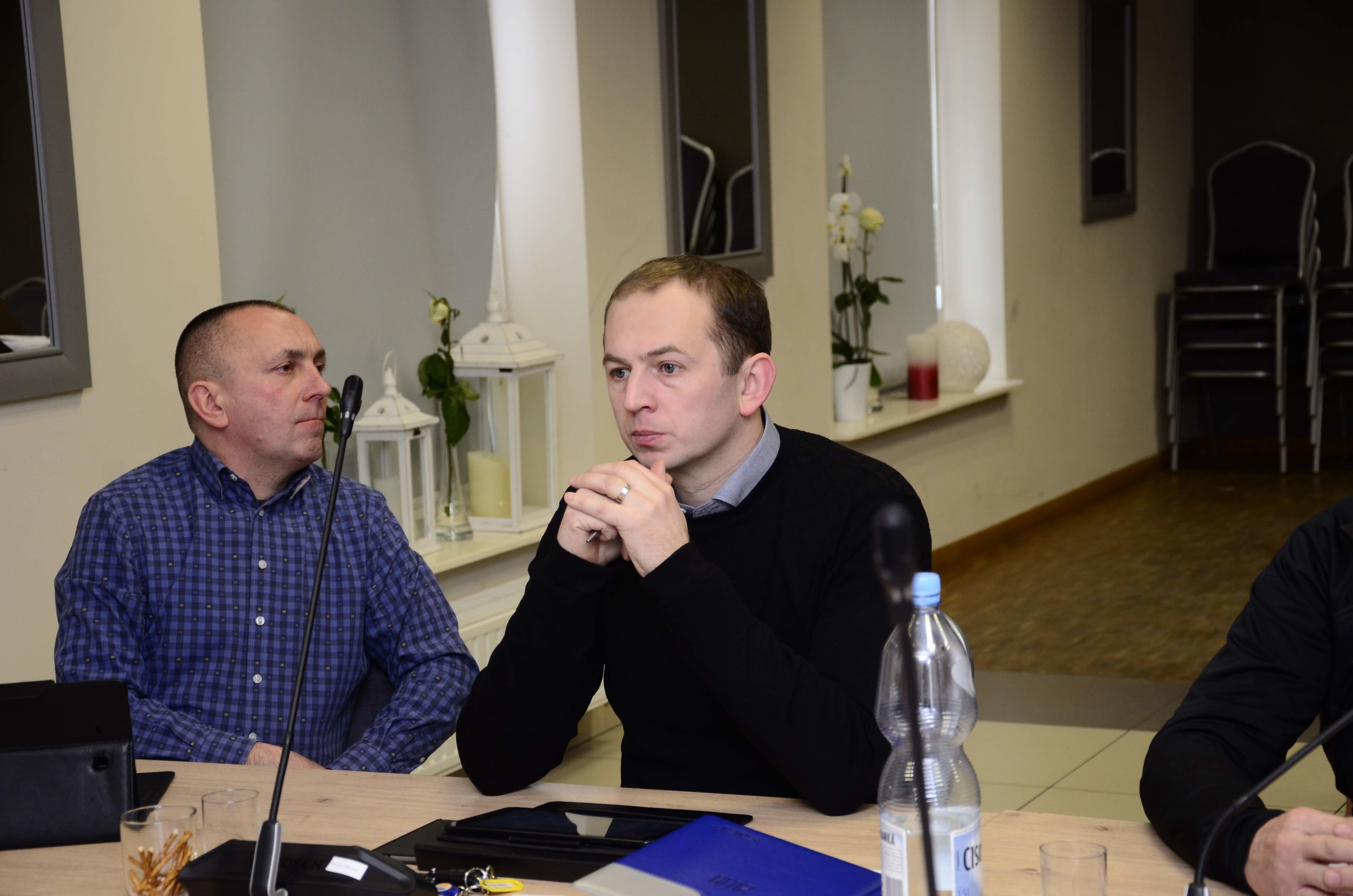 Radny Michał Karkut podsuwa pomysł, aby polączyć dwie ulice w jedną  - Zdjęcie główne