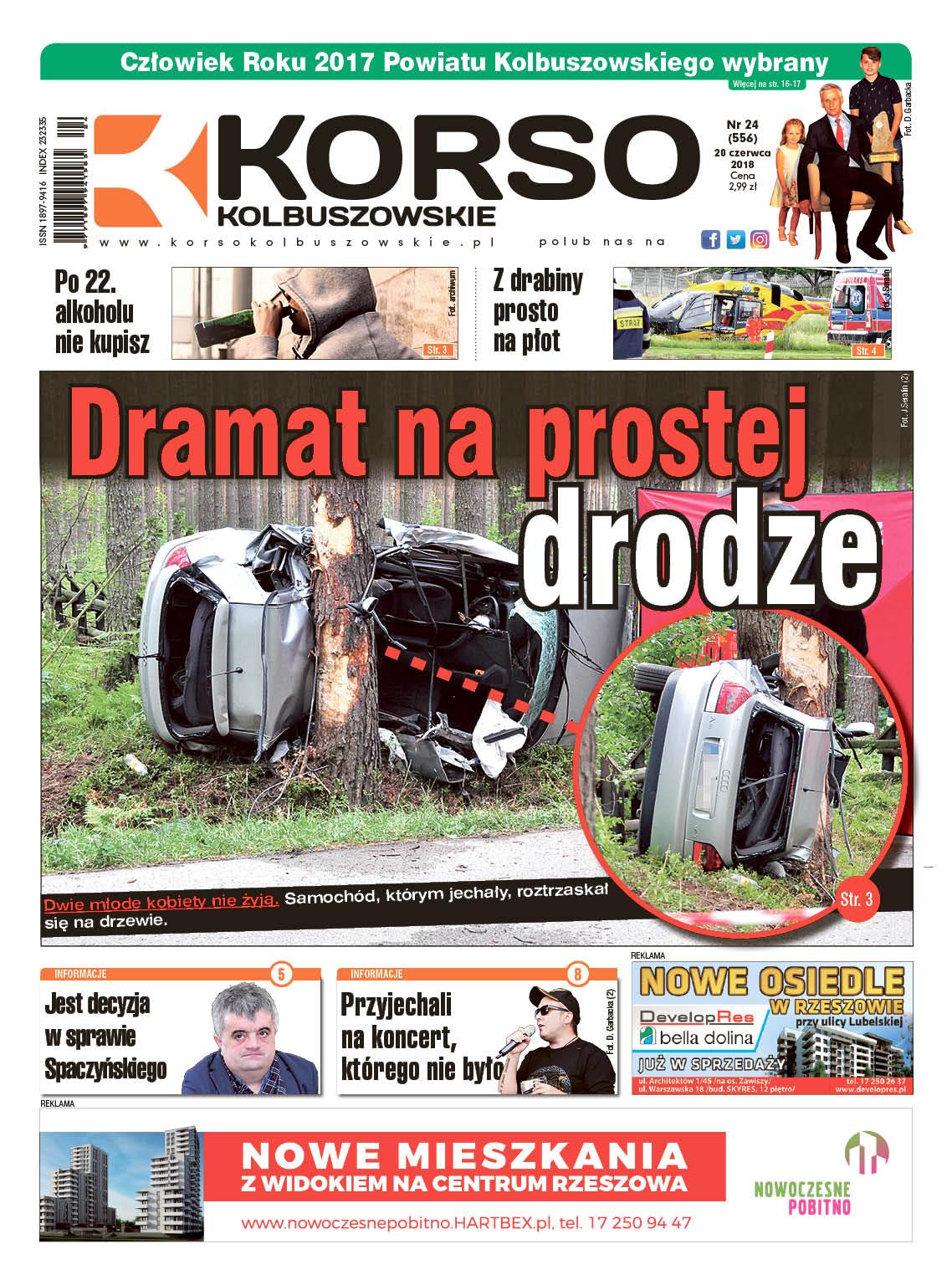 Korso Kolbuszowskie - nr 24/2018  - Zdjęcie główne