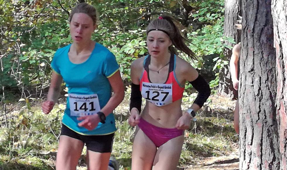 Monika Węgrzyn z brązowym medalem mistrzostw Polski w biegach górskich na krótkim dystansie - Zdjęcie główne