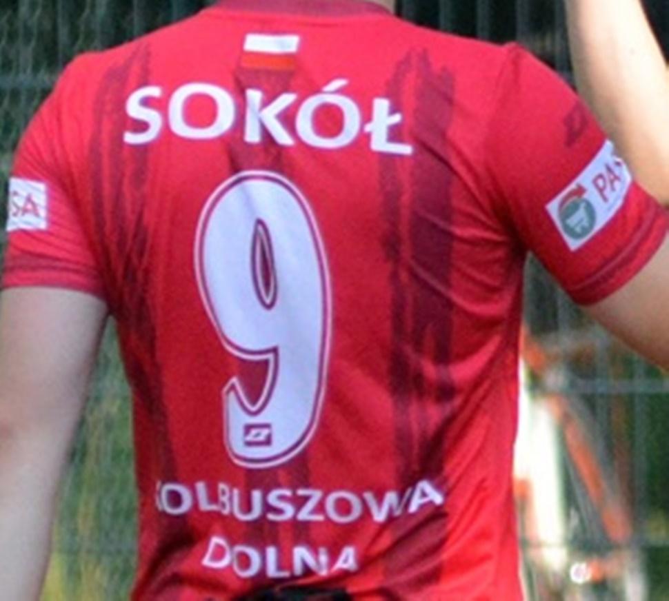 Zawodnicy Sokoła Kolbuszowa Dolna przegrali z beniaminkiem  - Zdjęcie główne