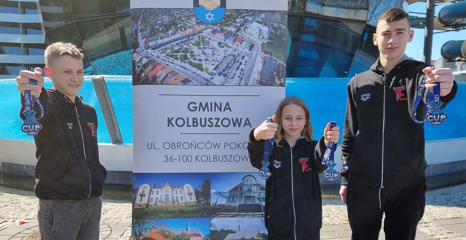 Nikola, Braian i Szczepan wrócili z medalami [ZDJĘCIA] - Zdjęcie główne