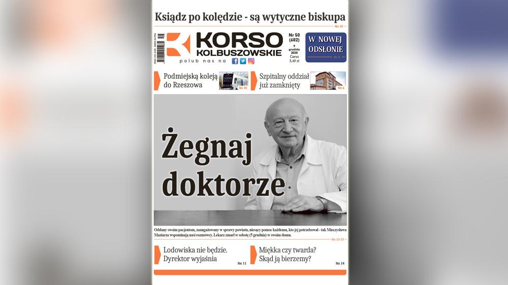 Nowy numer Korso Kolbuszowskie 50/2020 - Zdjęcie główne