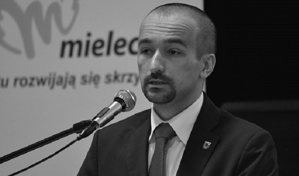 Nie żyje Daniel Kozdęba. Prezydent Mielca zmarł dzisiaj  - Zdjęcie główne