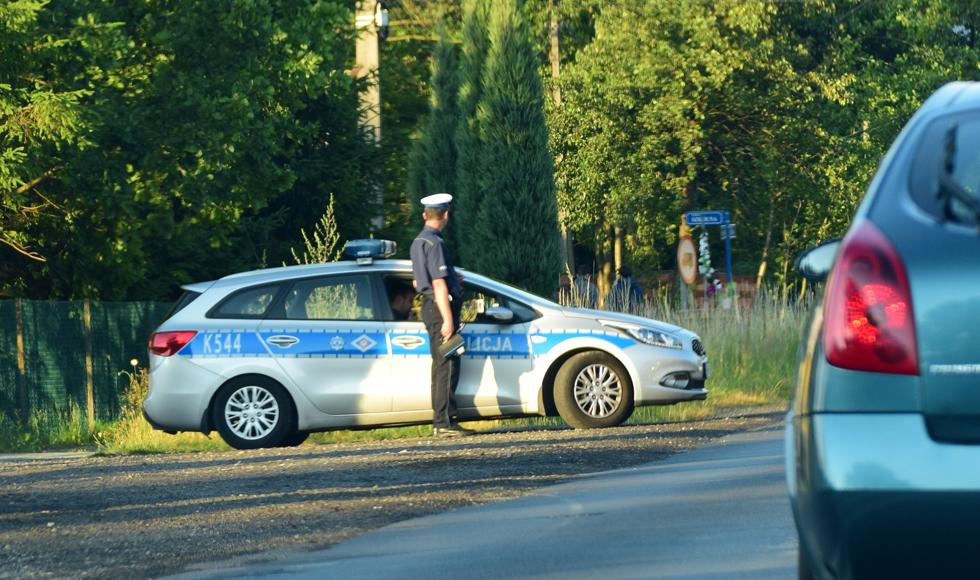 Pijany kierowca zatrzymany na drodze relacji Zapole - Niwiska. Miał ponad 3 promile - Zdjęcie główne