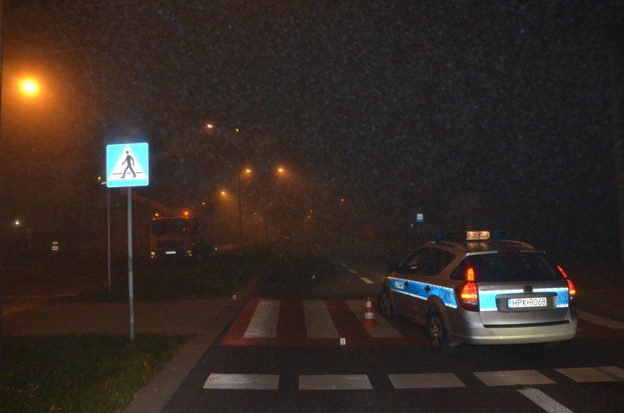 Z PODKARPACIA: W Rzeszowie kierowca hyundaia potrącił na pasach kobietę  - Zdjęcie główne