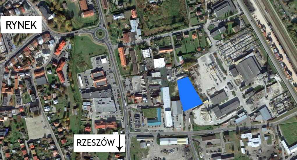 Punkt zbierania odpadów w pobliżu centrum Kolbuszowej [AKTUALIZACJA] - Zdjęcie główne