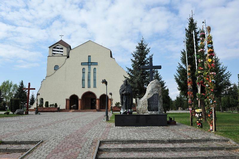 Transmisje mszy i nabożeństw NA ŻYWO z Cmolasu i parafii św. Alberta w Kolbuszowej - Zdjęcie główne