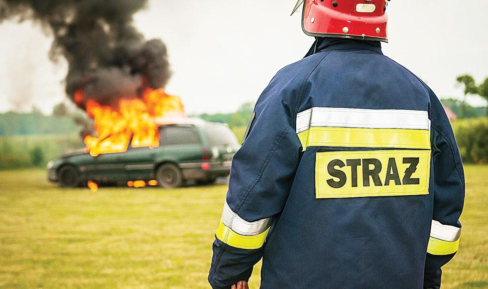 Jest podwyżka dla strażaków - Zdjęcie główne