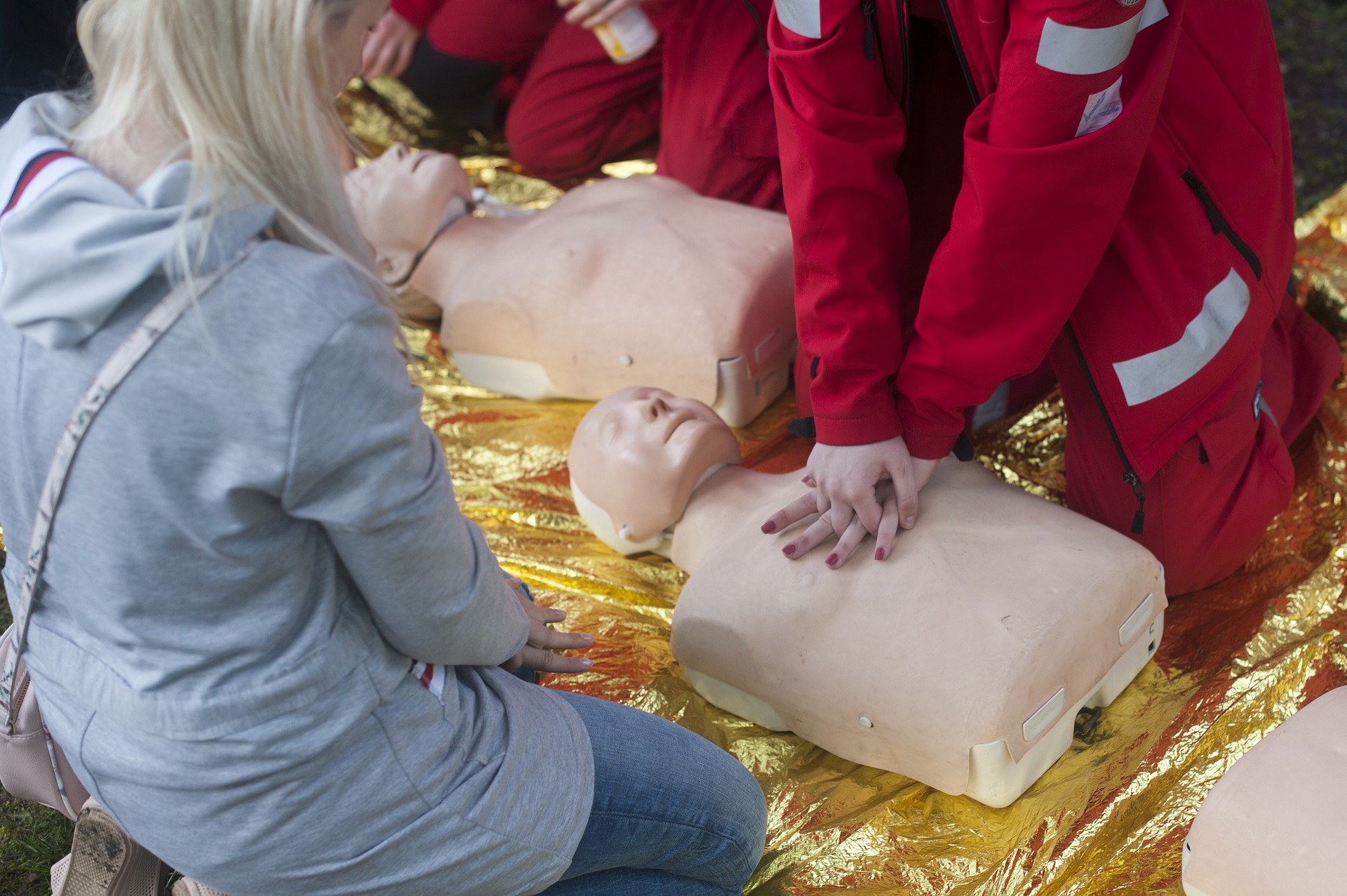 Europejski Dzień Przywracania Czynności Serca - A Ty wiesz jak reagować?  - Zdjęcie główne