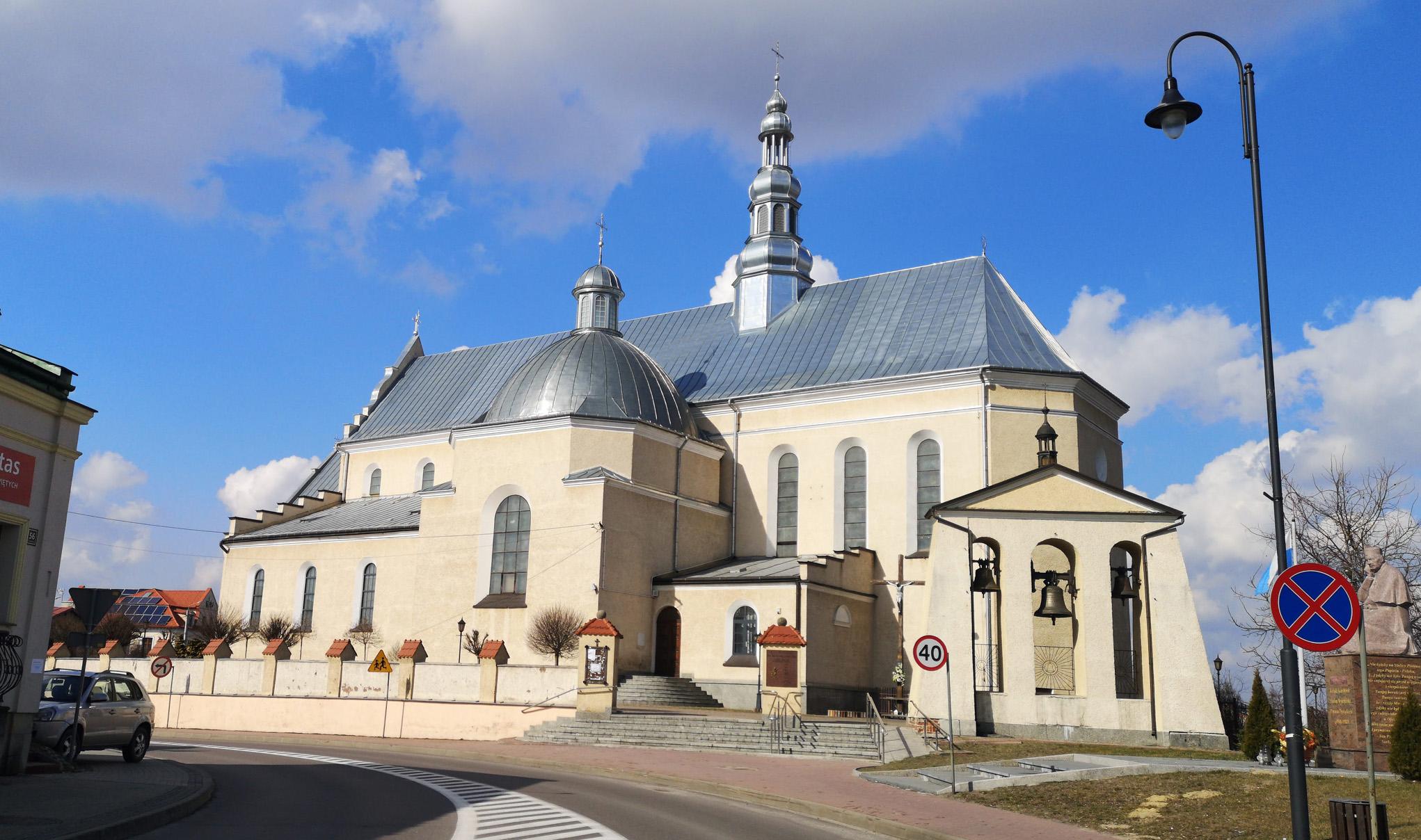 Koncert w kolbuszowskiej kolegiacie - ZAPOWIEDŹ -  - Zdjęcie główne
