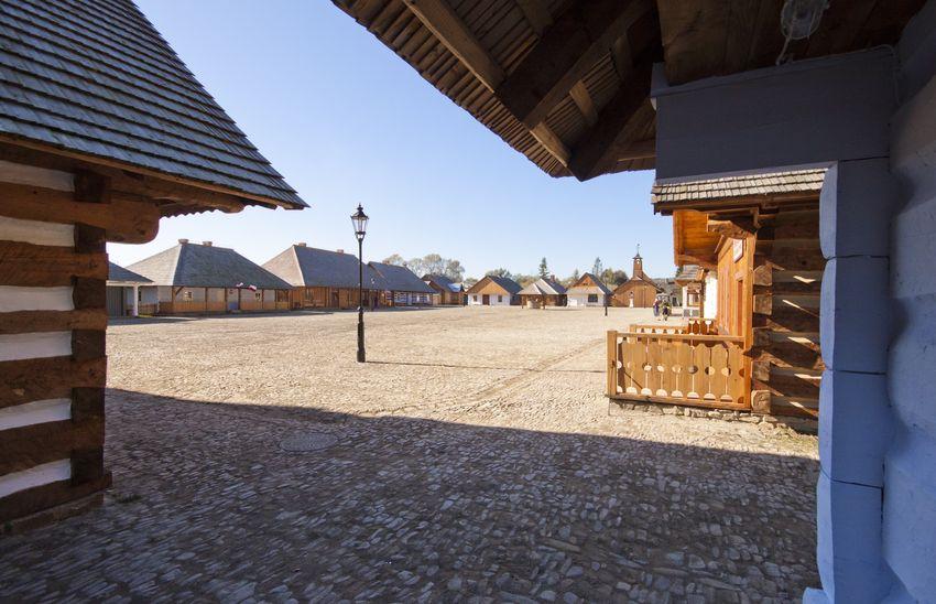 W każdą niedzielę skansen w Sanoku można zwiedzać za darmo  - Zdjęcie główne