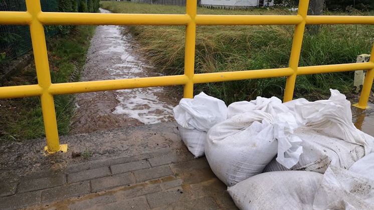 Uchronić posesje przed zalaniem. Niebawem konsultacje z mieszkańcami - Zdjęcie główne