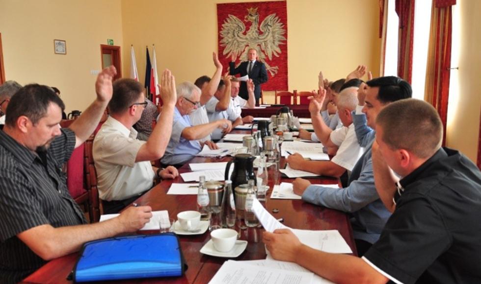 WYNIKI WYBORÓW   Rada Gminy Majdan Królewski   WYBORY 2018   - Zdjęcie główne