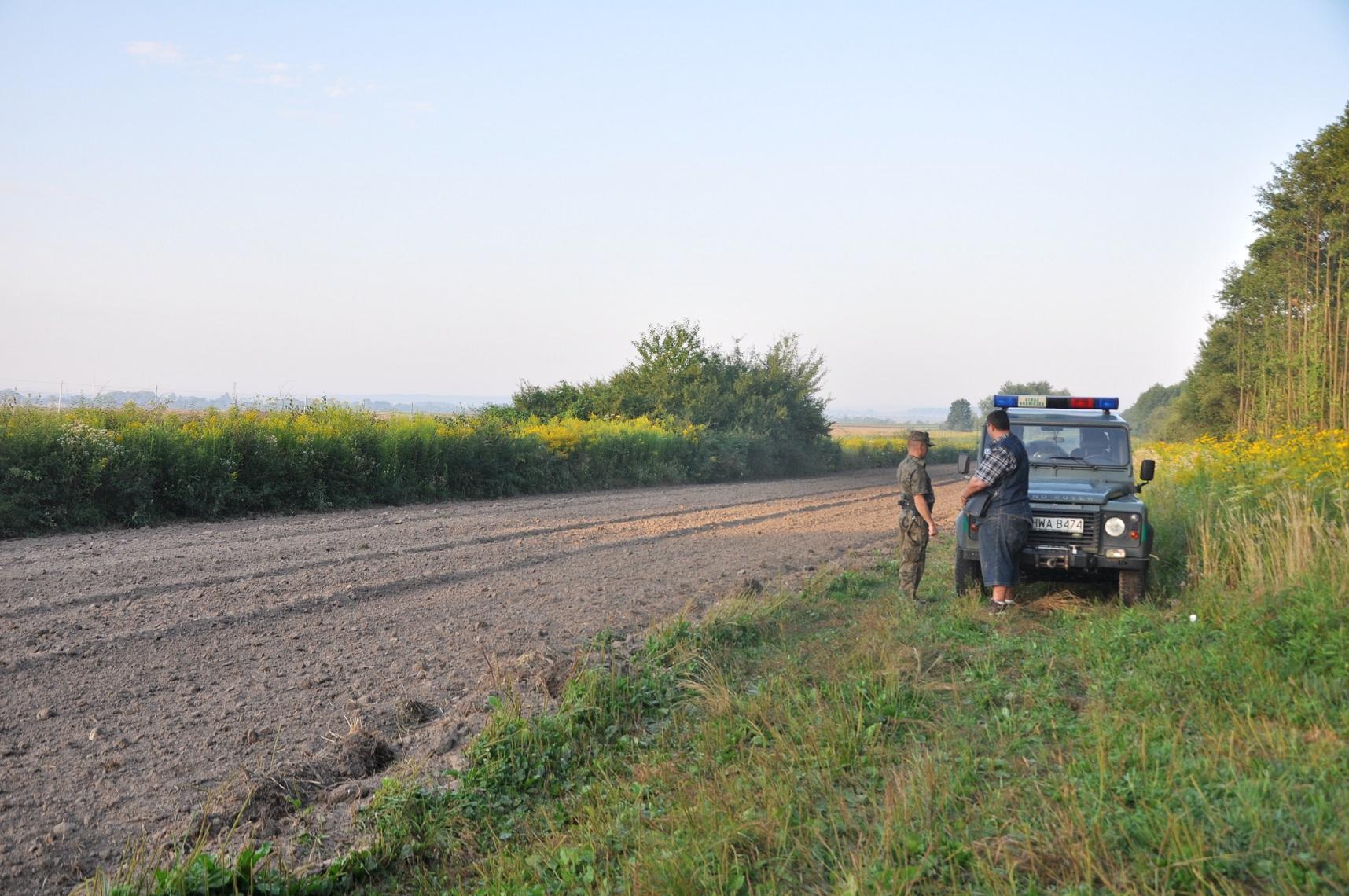 Z PODKARPACIA: Szedł na piechotę z Ukrainy do Niemiec  - Zdjęcie główne