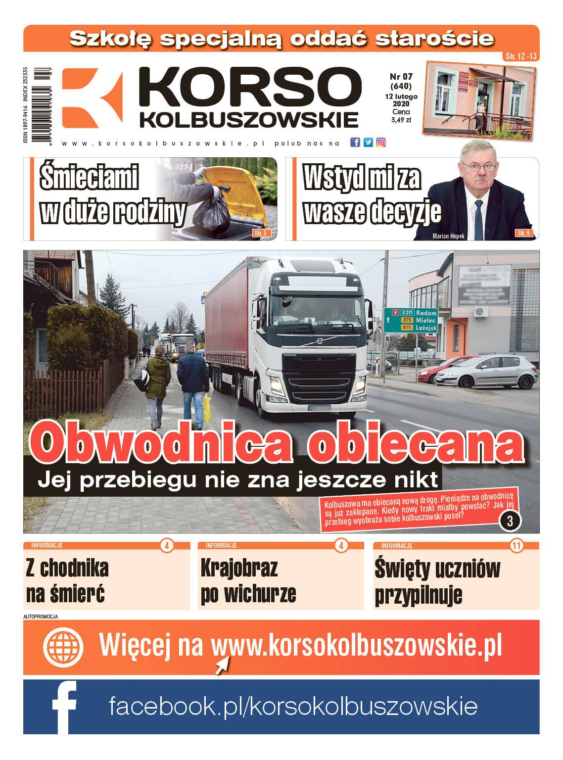 Korso Kolbuszowskie - nr 7/2020 - Zdjęcie główne