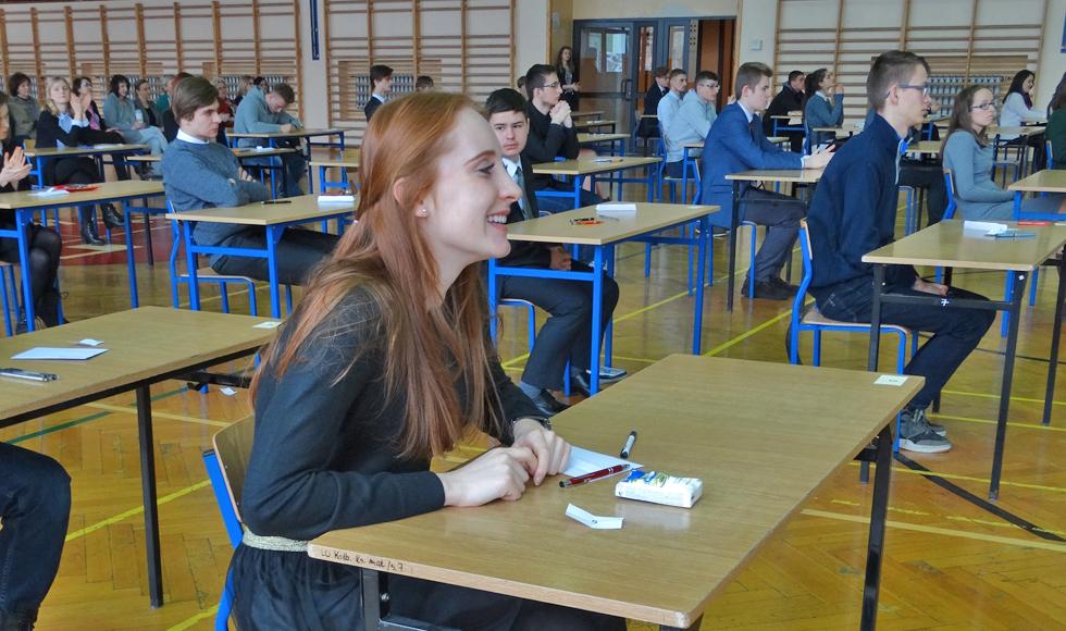 W Liceum Ogólnokształcącym w Kolbuszowej odbył się etap okręgowy olimpiady geograficznej  - Zdjęcie główne