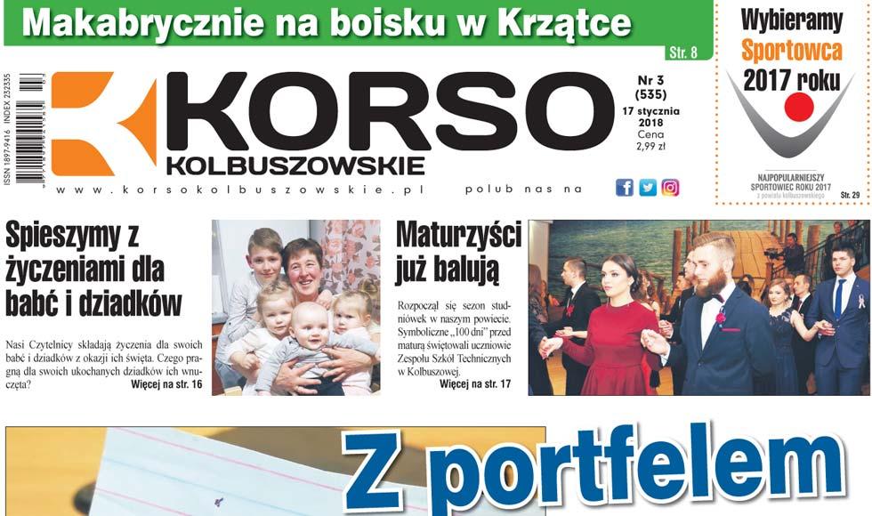 Korso Kolbuszowskie nr 3/2018 - Zdjęcie główne