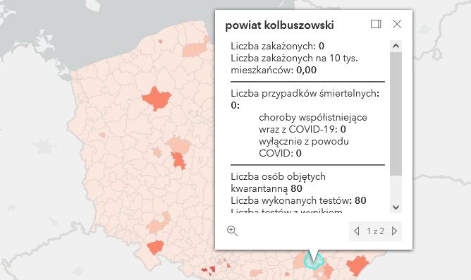 Zakażenia Covid-19 w kraju i na Podkarpaciu. Ile ostatniej doby? [niedziela - 18 lipca] - Zdjęcie główne