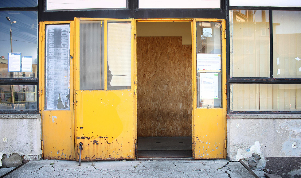 Brzydki jak... dworzec w Kolbuszowej  ZDJĘCIA  - Zdjęcie główne