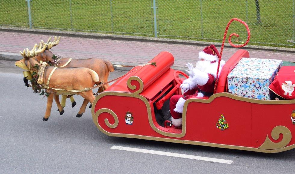 Mikołaj już niedługo w Kolbuszowej - Zdjęcie główne