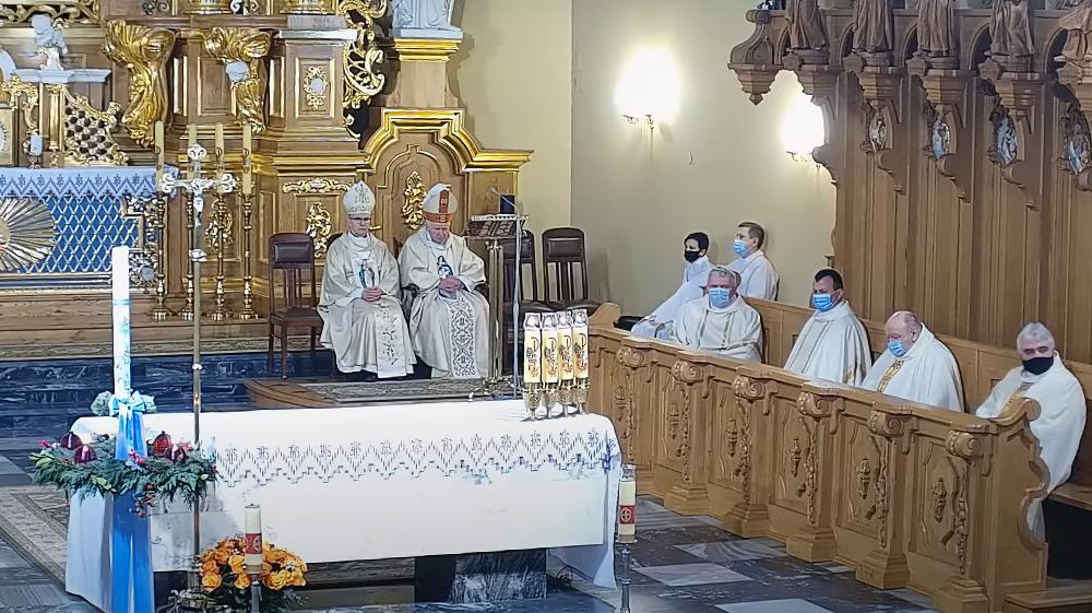 Pogrzeb Mieczysława Maziarza [VIDEO] - Zdjęcie główne
