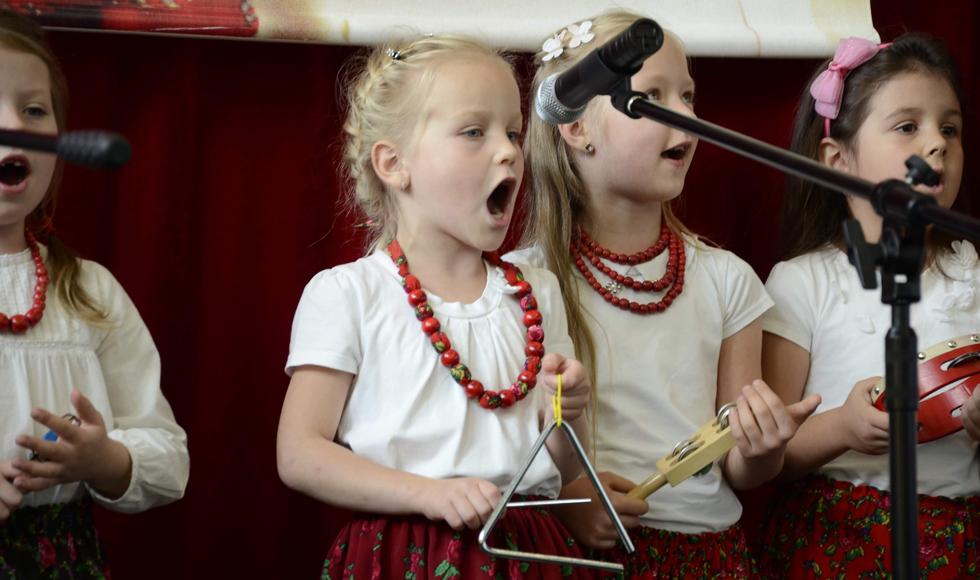 Talenty na scenie - Festiwal Papieski w Kupnie  ZDJĘCIA  - Zdjęcie główne